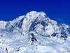 MONT BLANC -  MOST MAJESTIC MOUNTAIN IN THE ALPES